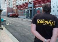 Загорелся недостроенный ТЦ на Красноармейском проспекте, Фото: 59