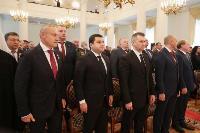 Церемония вступления Алексея Дюмина в должность губернатора Тульской области., Фото: 14