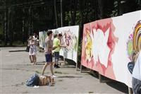 Молодые туляки попытали свои силы на конкурсе граффити, Фото: 18