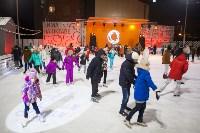 Как туляки отпраздновали Старый Новый год на музыкальном катке кластера «Октава», Фото: 79