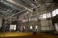 Строительство Ледовой арены в парке 250-летию ТОЗ. 16 мая 2015, Фото: 2
