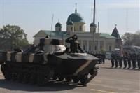 Военный парад в Туле, Фото: 23