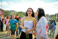 В Туле прошел фестиваль красок и летнего настроения, Фото: 90