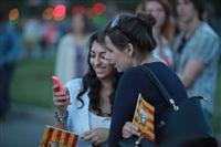 """Фейерверк в честь """"Арсенала"""" в Центральном парке. 16 мая 2014, Фото: 9"""