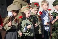 """В Тульской области """"Поезд памяти"""" прошел  по судьбоносным местам сражений, Фото: 10"""
