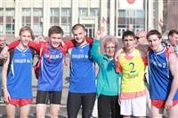 Легкоатлетическая эстафета школьников. 1.05.2014, Фото: 35
