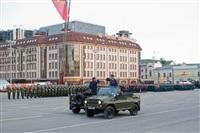 Вторая генеральная репетиция парада Победы. 7.05.2014, Фото: 61