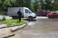 """Рынок """"Южный"""" затопило, Фото: 3"""