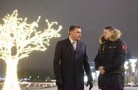 Дюмин осмотрел новогоднюю Тулу, Фото: 2