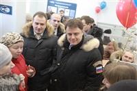 Владимир Груздев в Дубенском районе. 30 января 2014, Фото: 39
