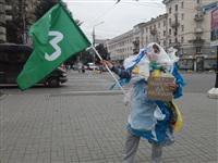 Туляков призывают жить без пластиковых пакетов, Фото: 6