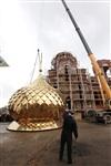 Освящение креста купола Свято-Казанского храма, Фото: 20