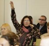 Денис Тихонов и Татьяна Лапаева на встрече с тульскими предпринимателями, Фото: 9