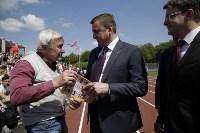 Открытие стадиона в Новомосковске, Фото: 11