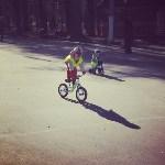 Тренировки беговелогонщиков , Фото: 8