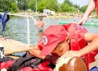 МЧС обучает детей спасать людей на воде, Фото: 32