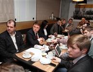 Встреча Владимира Груздева с блогерами, 4.03.2014, Фото: 14