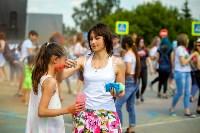 В Туле прошел фестиваль красок и летнего настроения, Фото: 81