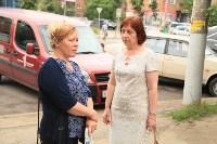 Встреча с предпринимателями на Фрунзе. 26.07.2015, Фото: 4