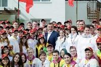 В Сочи губернатор Алексей Дюмин встретился с делегацией Тульской области, Фото: 23