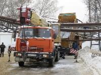 Ликвидация последствий ДТП на Веневском шоссе, Фото: 4