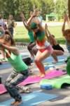 Фестиваль йоги в Центральном парке, Фото: 63