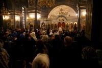 Пасхальное богослужение в Успенском соборе, Фото: 16
