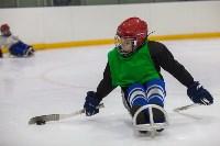 """Детская следж-хоккейная команда """"Тропик"""", Фото: 20"""