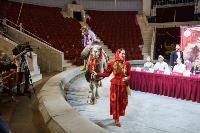 Пресс-конференция в Тульском цирке, Фото: 14