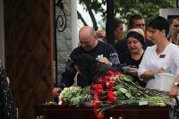 Жуткое ДТП в Суворове: проститься с погибшим полицейским пришли сотни человек, Фото: 7