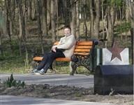 Визит губернатора в Центральный парк, Фото: 5