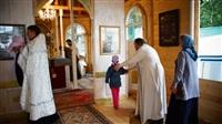 Крещение жителей Новомосковска, Фото: 31
