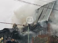 Пожар в Михалково, Фото: 35