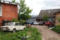 В Плеханово продолжается снос незаконных цыганских построек, Фото: 82