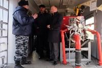 Презентация нового пожарного поезда, Фото: 31