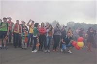 """Файер-шоу от болельщиков """"Арсенала"""". 16 мая 2014 года, Центральный парк, Фото: 9"""
