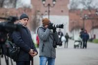 Митинг сотрудников ОВД в Тульском кремле, Фото: 52