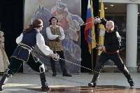 В музее оружия показали театральное шоу, Фото: 17