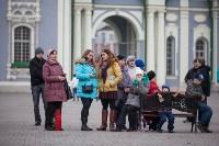 Средневековые маневры в Тульском кремле. 24 октября 2015, Фото: 125