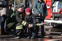 В Туле спасатели провели акцию «Дети без опасности», Фото: 20