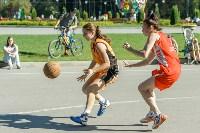 В Центральном парке Тулы определили лучших баскетболистов, Фото: 27