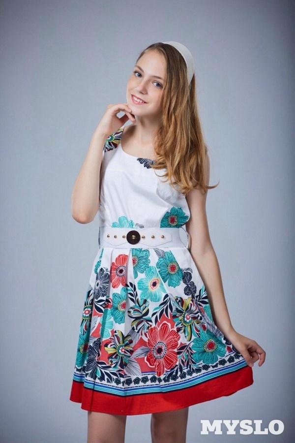 Полина Шабалина, 13 лет
