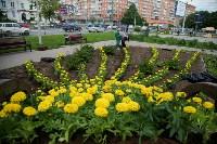 Телега из цветов, Фото: 1