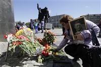 Празднование 69-й годовщины победы в Великой Отечественной войне на площади Победы. Тула, Фото: 72