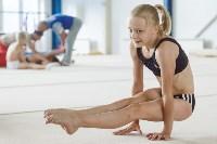 Тренировка гимнасток, Фото: 19