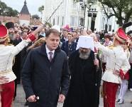 Открытие торговых рядов в Тульском кремле. День города-2015, Фото: 10