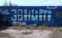 Фанатские граффити, Фото: 8