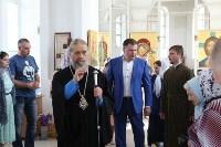 Колокольня Свято-Казанского храма в Туле обретет новый звук, Фото: 45