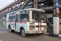 В Новомосковске произошел пожар на химпредприятии: есть пострадавший, Фото: 7