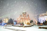 В Туле ночью бушевал буран, Фото: 18
